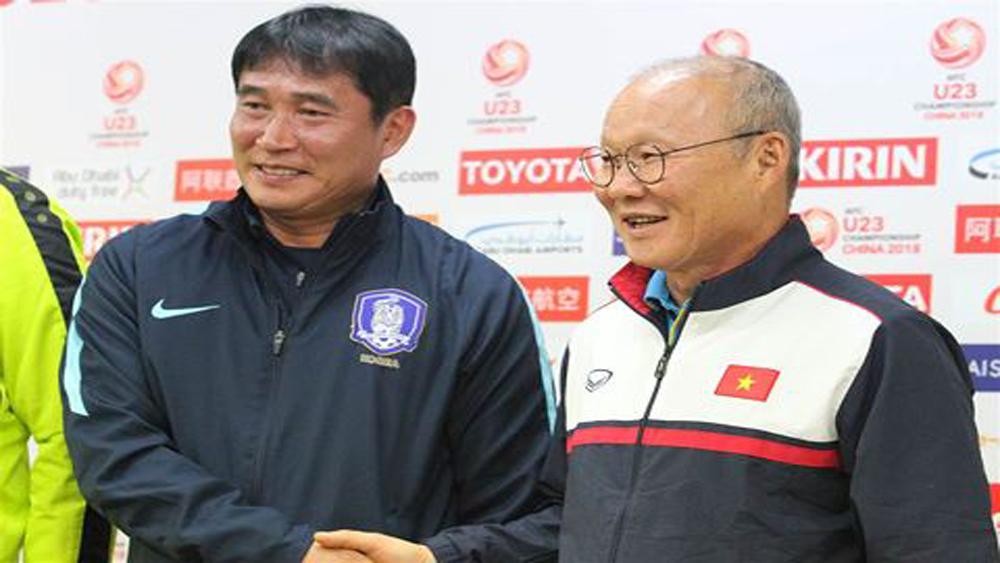 HLV Park Hang-seo muốn các học trò thật tự tin trước U23 Hàn Quốc