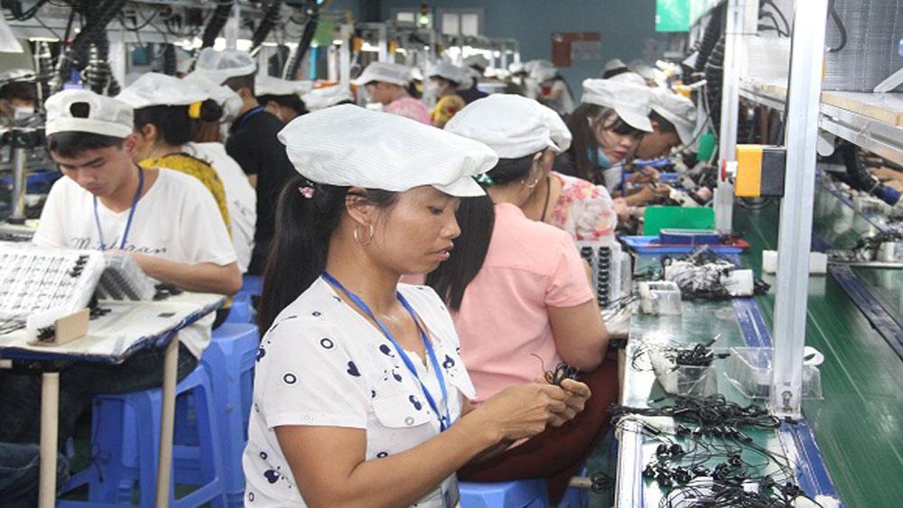Thành lập Cụm công nghiệp Thanh Vân, huyện Hiệp Hòa