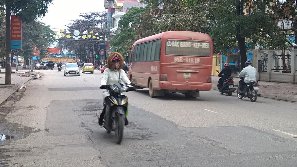 Bắc Giang: Trời tiếp tục rét, nhiệt độ phổ biến từ 9 đến 12 độ C