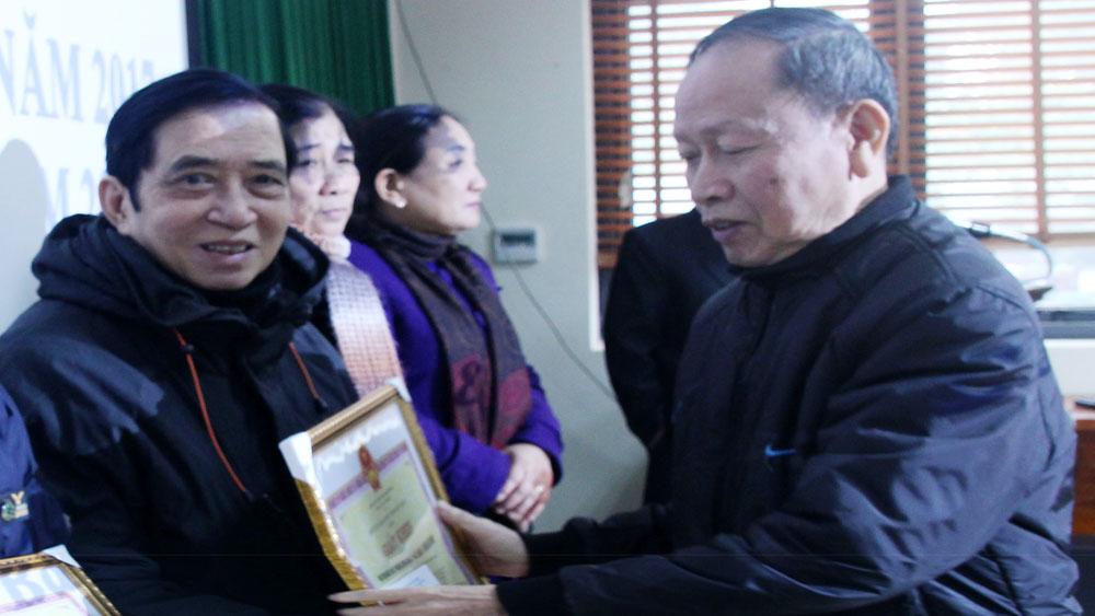 Hội Cựu giáo chức tỉnh Bắc Giang triển khai nhiệm vụ năm 2018