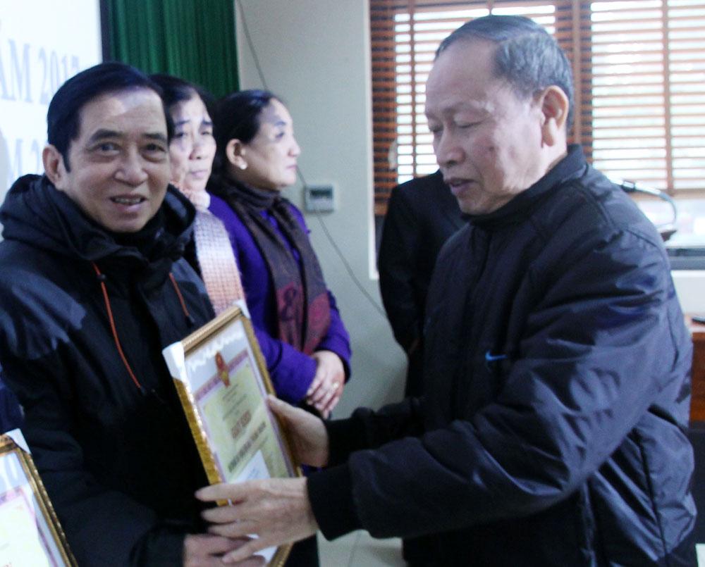 Hội Cựu giáo chức tỉnh,  Bắc Giang, triển khai,  nhiệm vụ,  năm 2018