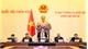 Khai mạc phiên họp thứ 20 của Ủy ban Thường vụ Quốc hội