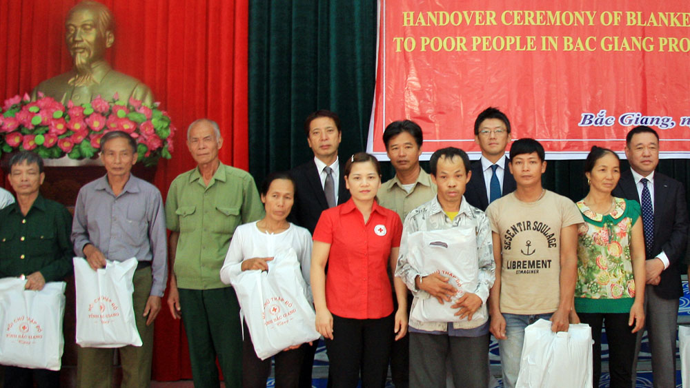 Bac Giang eyes over 43,000 gift sets for poor people ahead of Tet