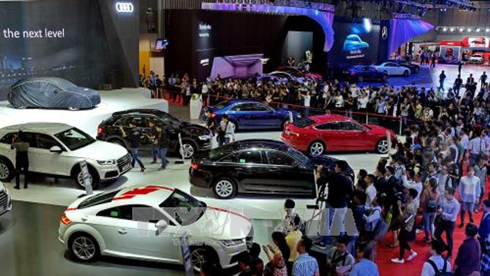 Tháng cuối, năm 2017, doanh số, bán ô tô, tăng 13%