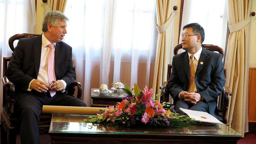 UK vocational education providers to seek partnership in Vietnam