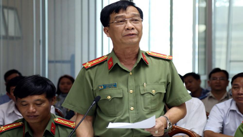 Trung úy, CSGT, Đồng Nai, gây án, súng rulo, tử vong