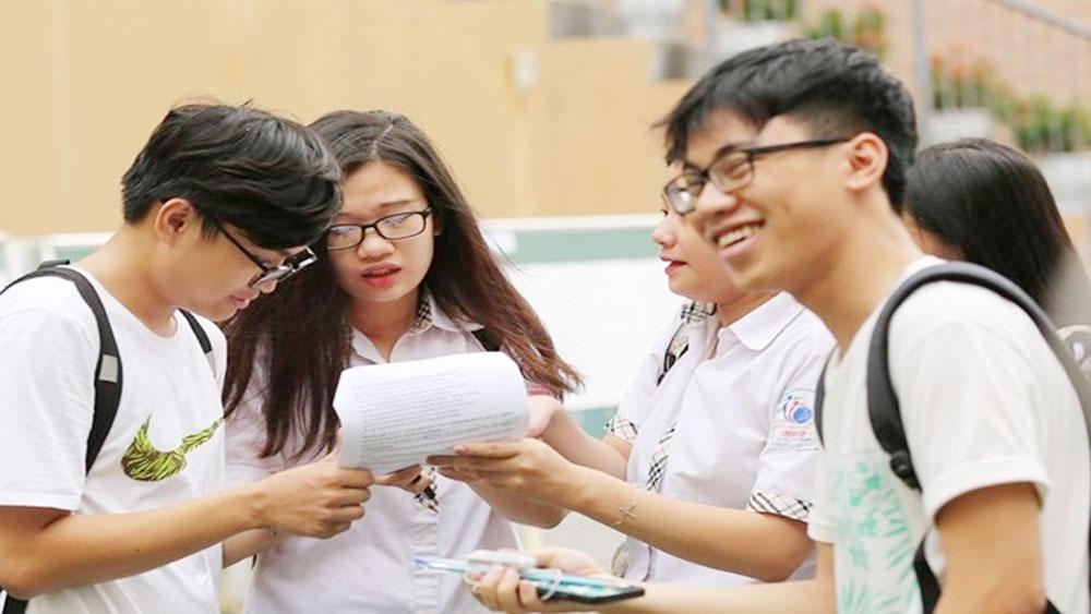 Tuyển sinh 2018: Bỏ điểm sàn đại học, công bố tỉ lệ sinh viên có việc làm