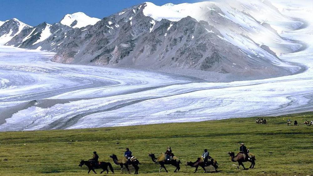Đến Mông Cổ, theo dấu chân người du mục