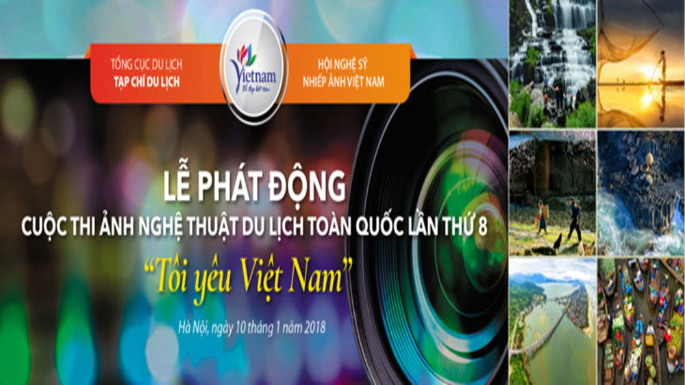 Photo contest, Vietnam's tourism potential, I Love Vietnam, international visitors, Vietnam Travel Review, Photographic Artists, daily life, first prize winner