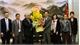 Các đồng chí lãnh đạo tỉnh chúc Tết Đại sứ quán Trung Quốc và Hàn Quốc