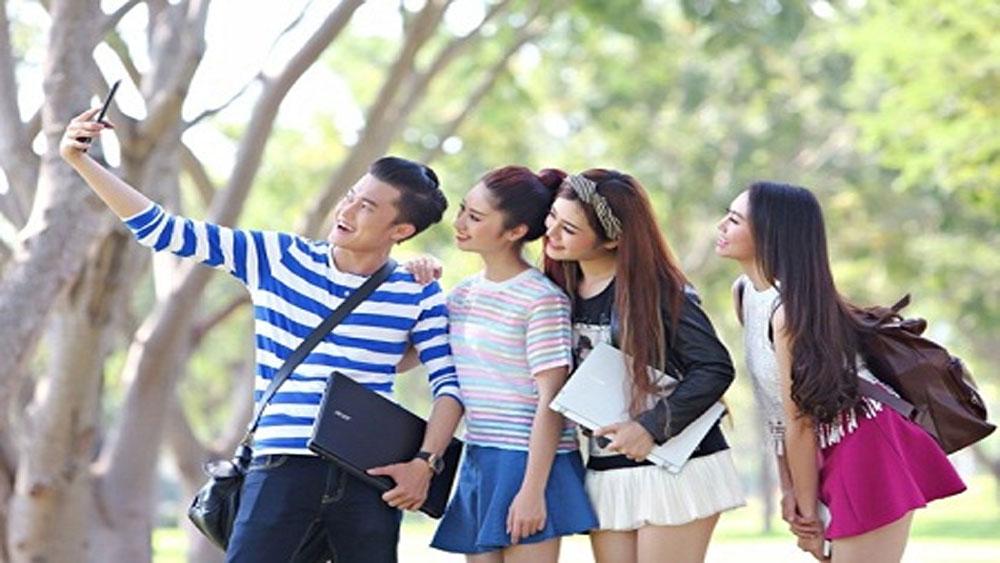 Sinh viên, Đại học, nghỉ Tết Nguyên đán