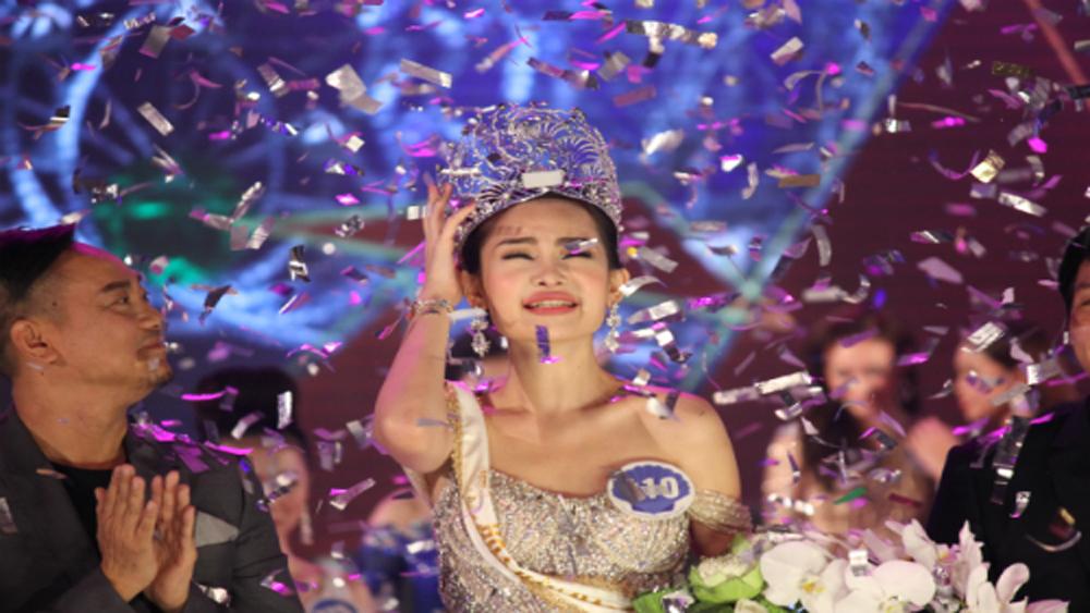 Cục Nghệ thuật biểu diễn, đề nghị, tước danh hiệu, Hoa hậu Đại dương, Lê Âu Ngân Anh