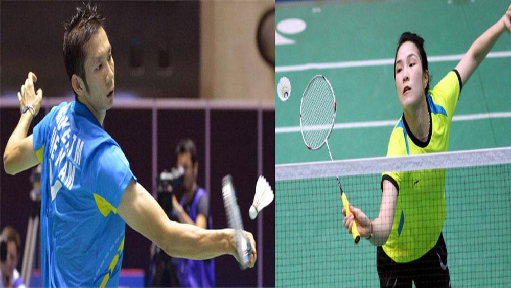 Badminton couples Tien Minh – Vu Thi Trang join World top 60