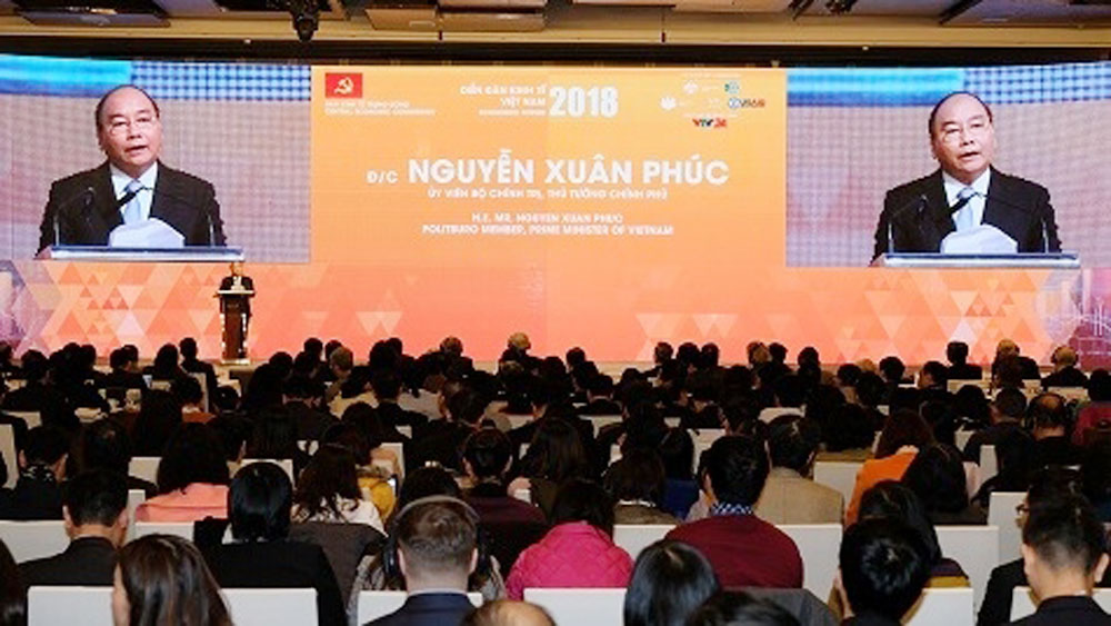 Vietnam aims for rapid and sustainable development: PM
