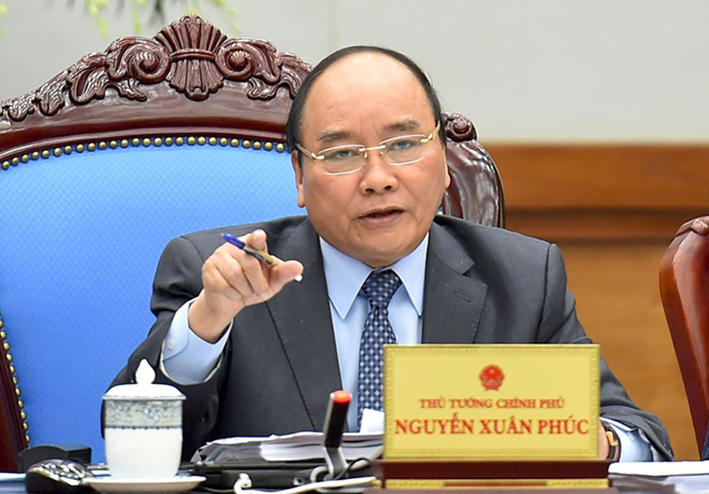 Vietnam, rapid and sustainable development, Prime Minister, middle-income trap, Vietnam's economy, Vietnam Economic Forum, green energy, business climate, new growth model, low-cost labor, economic reform