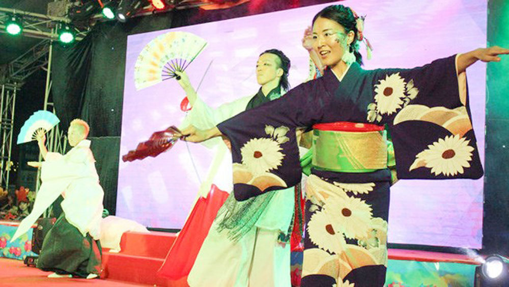 Vietnam-Japan festival 2018 to take place in HCM City