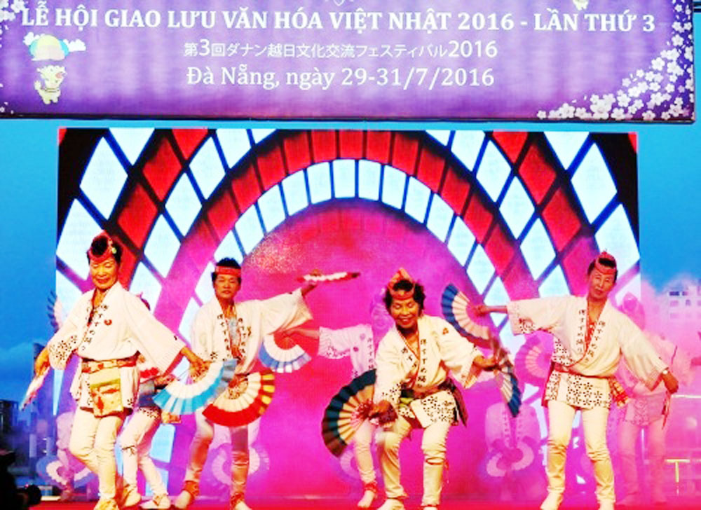 Vietnam-Japan festival, 2018 festival, HCM City, Japan-Vietnam Friendship, Parliamentary Alliance, Japanese land, cultural exchange, mutual understanding