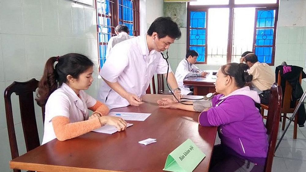 Bộ Y tế, đề xuất, lập hồ sơ, sức khỏe, từng người dân