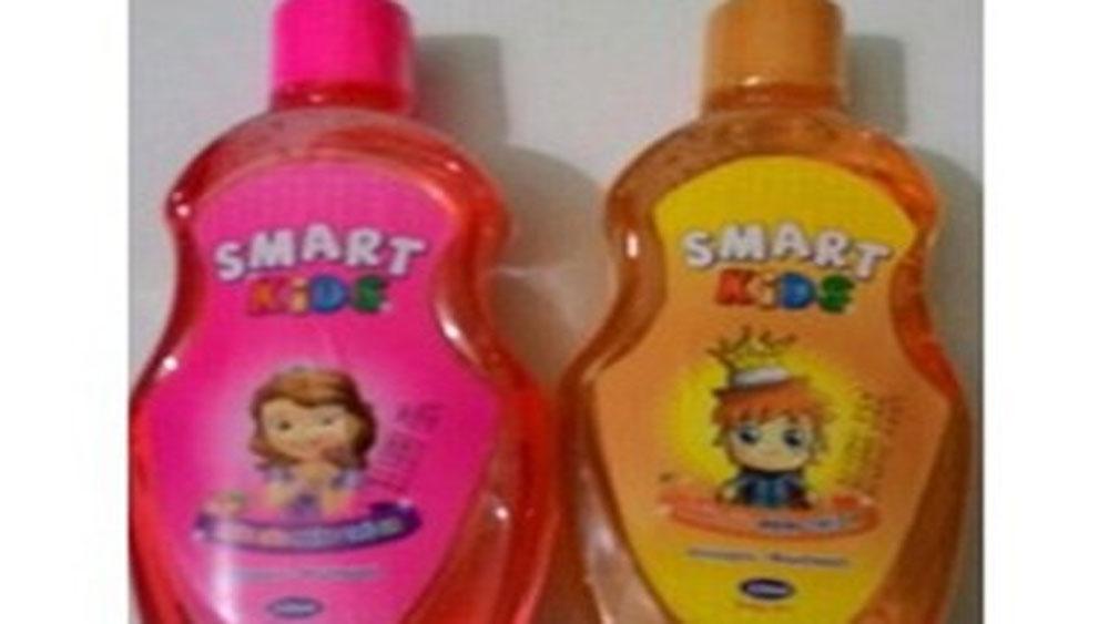 Thu hồi, lô nước súc miệng, trẻ em, Smart Kids, 250 ml