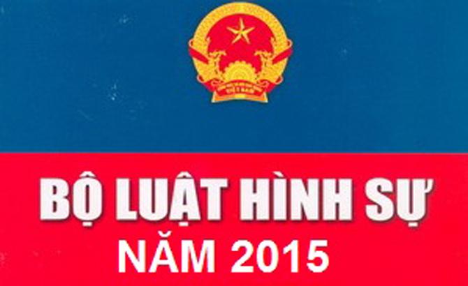 Thủ tướng, chỉ thị, triển khai, thi hành, Bộ luật Hình sự, năm 2015