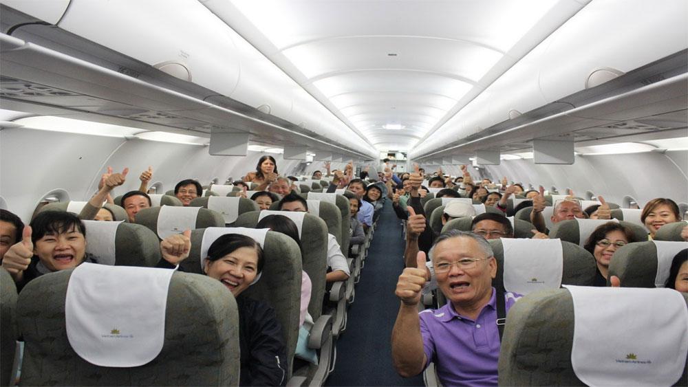 Xu hướng du lịch bằng máy bay riêng
