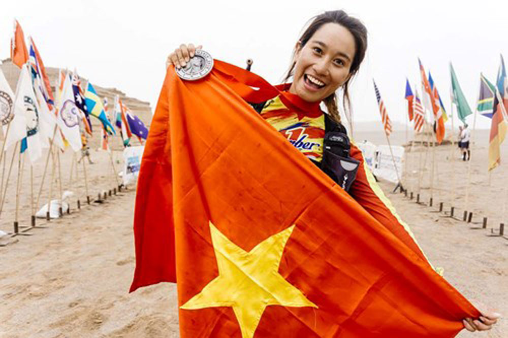 Taiwan Excellence, fifth marathon, Ho Chi Minh City, Phu My Hung Urban Area, well-known runners, Olympic medallist, Ironwoman Vu Phuong Thanh