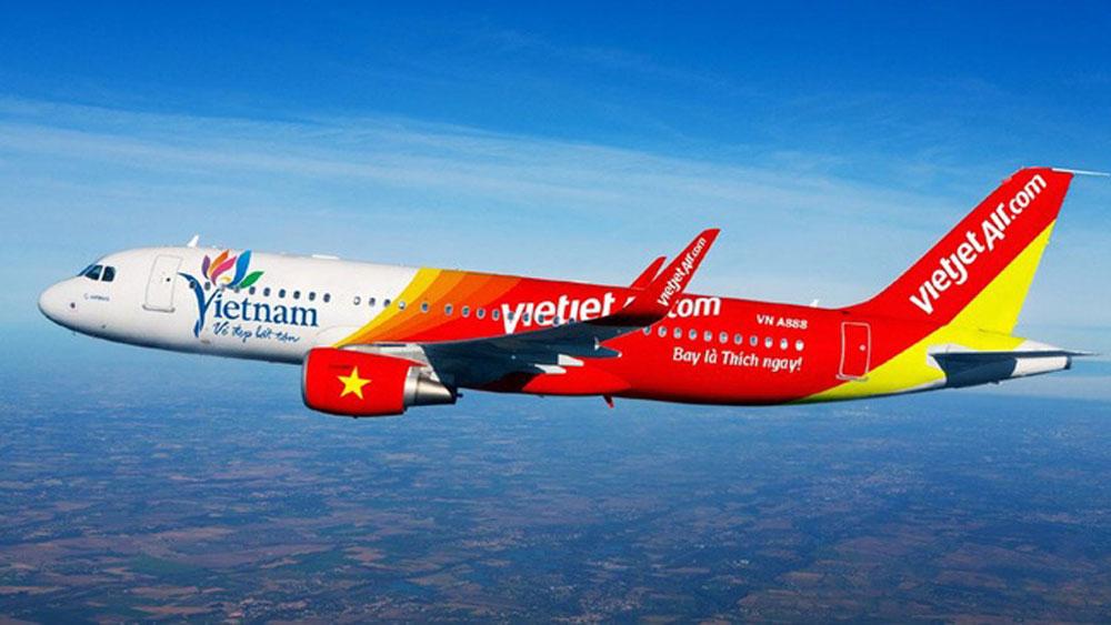 Vietjet, promotion tickets, huge discounts, low-cost carrier, Vietjet Air, new promotion programme,  zero Vietnamese dong, domestic flights