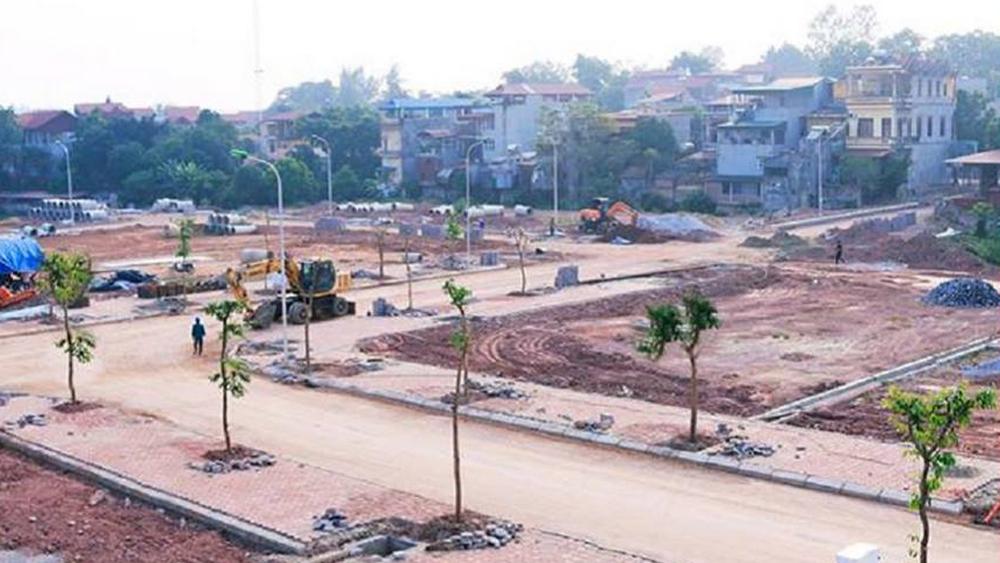 Đẩy nhanh tiến độ dự án khu dân cư đô thị Cầu Gồ