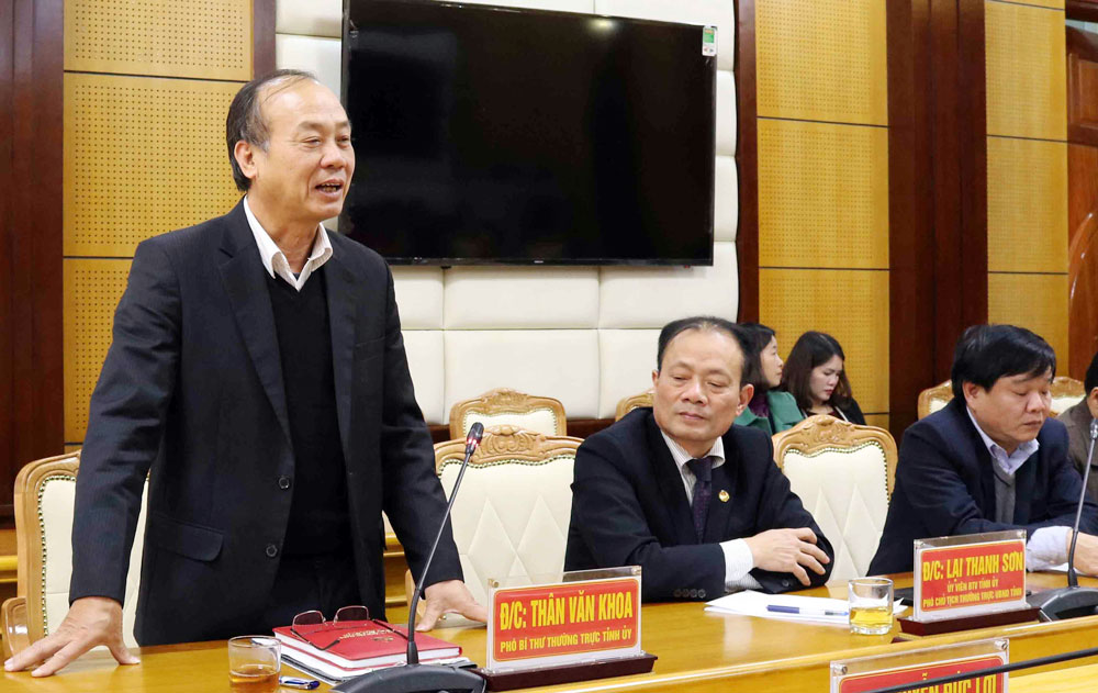 Đẩy mạnh,  thông tin, quảng bá, hình ảnh Bắc Giang,  kênh của TTXVN