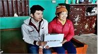 Gia đình chị Đỗ Thị Lý được hỗ trợ 37 triệu đồng