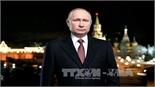 Bầu cử Tổng thống Nga 2018: Tổng thống Putin được dự đoán chiến thắng áp đảo