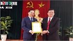 Luân chuyển ông Nguyễn Phi Long tham gia Ban Thường vụ Tỉnh uỷ Bình Định
