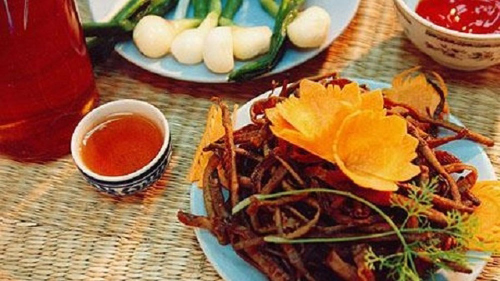 Sa Sung – A special seafood in Quang Ninh