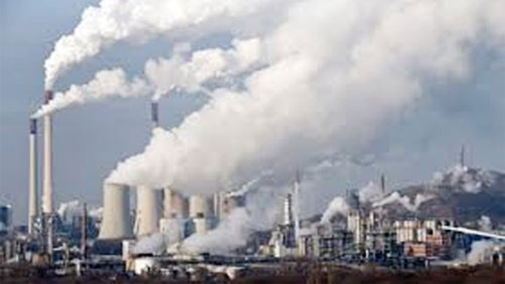 Xây dựng lộ trình giảm phát thải khí nhà kính