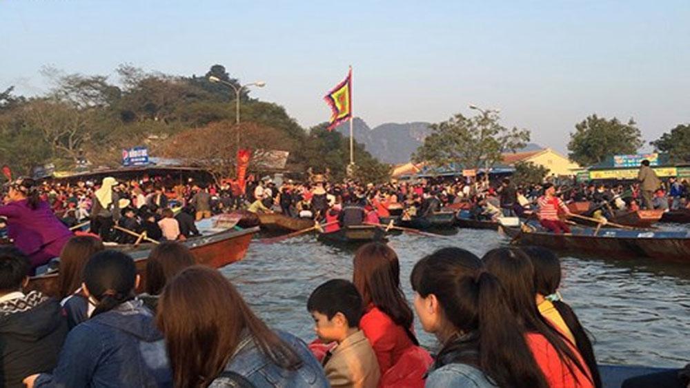 Lễ hội chùa Hương 2018: Hành vi ép giá khách sẽ bị xử lý hình sự