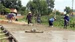Thưởng 1,6 tỷ đồng cho các xã về đích nông thôn mới