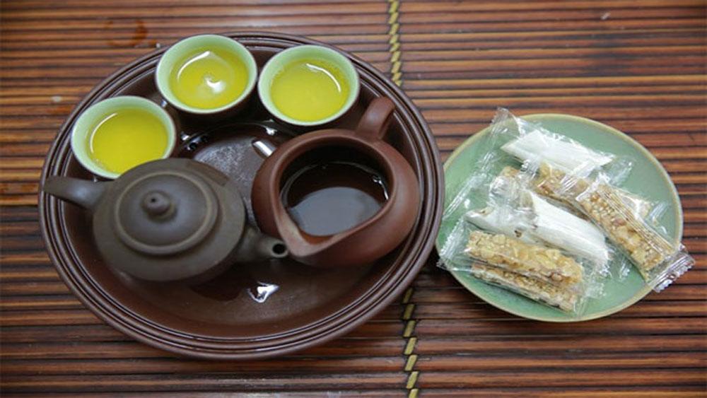 The tea that mesmerises drinkers