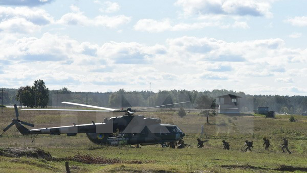 Nga cáo buộc Ukraina đang chuẩn bị cho cuộc chiến tranh mới