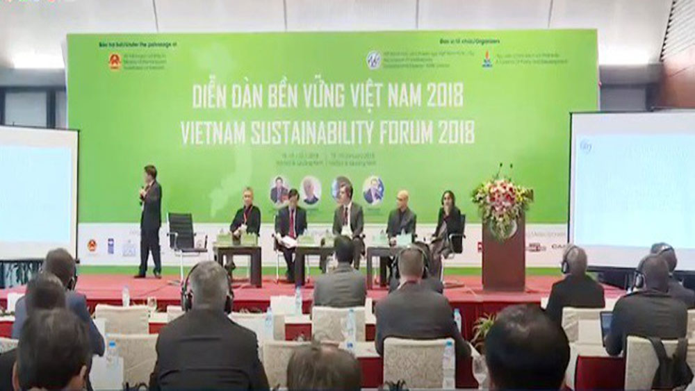 Vietnam promotes prosperous growth, sustainable environment