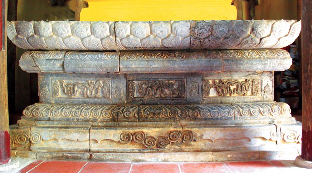 địa bàn tỉnh  Bắc Giang , Nhức nhối, nạn trộm cắp,  cổ vật