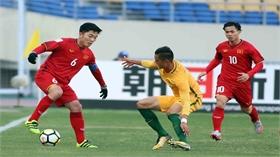 4 tuyển thủ U23 Việt Nam được xóa thẻ