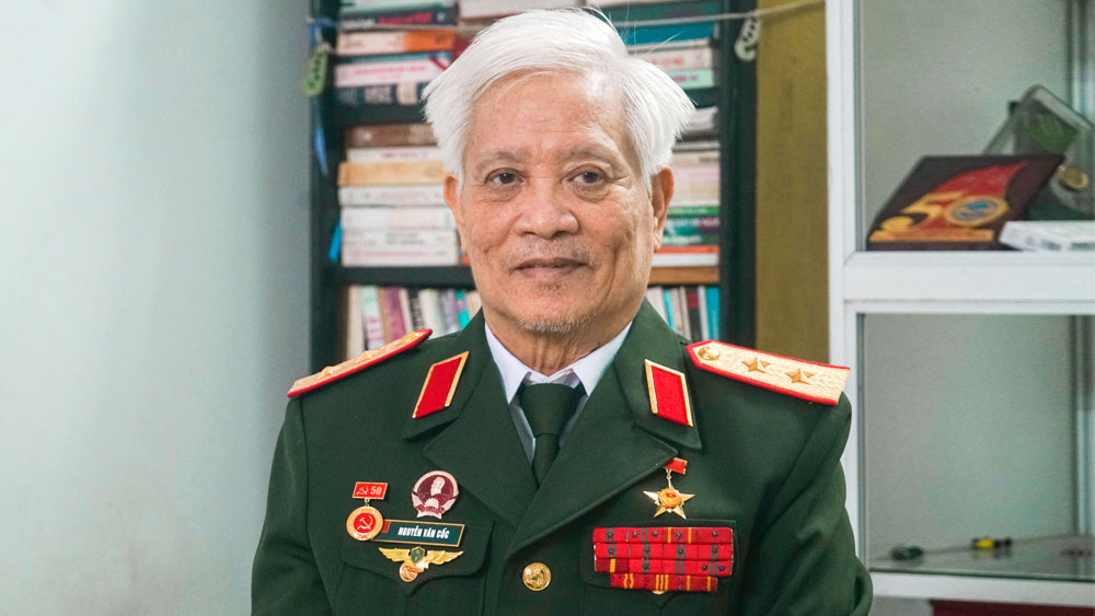 Anh Hùng phi công Nguyễn Văn Cốc, Chim cắt số 2, Ace filot, không quân Việt Nam