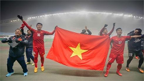 U23 Việt Nam-những chiến binh quả cảm