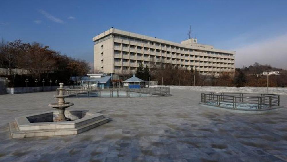 An ninh Afghanistan tiêu diệt 4 đối tượng ở khách sạn Intercontinental