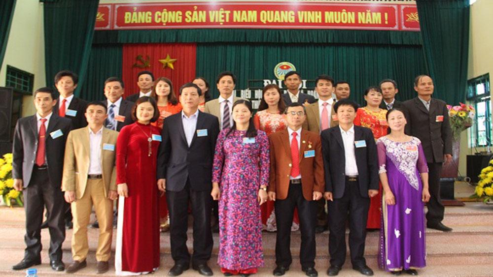 Đại hội điểm Hội Nông dân xã Hoàng Lương nhiệm kỳ 2018 – 2023
