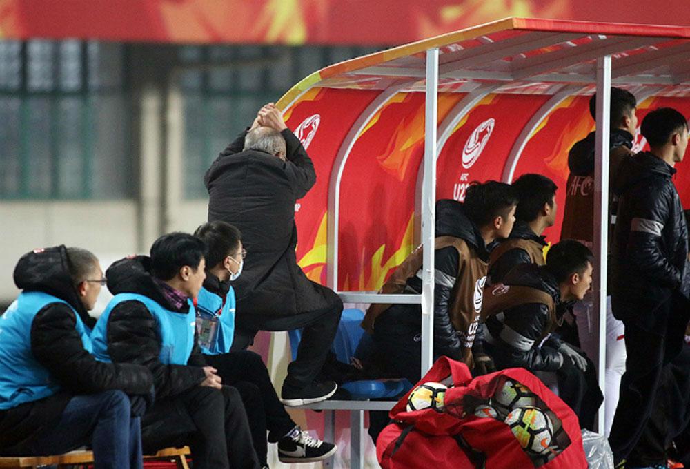 Vietnam, football team, AFC U23 semis, semifinal, Qatar, strong competitor, great belief, Korean coach, Park Hang-seo, football fans, first team