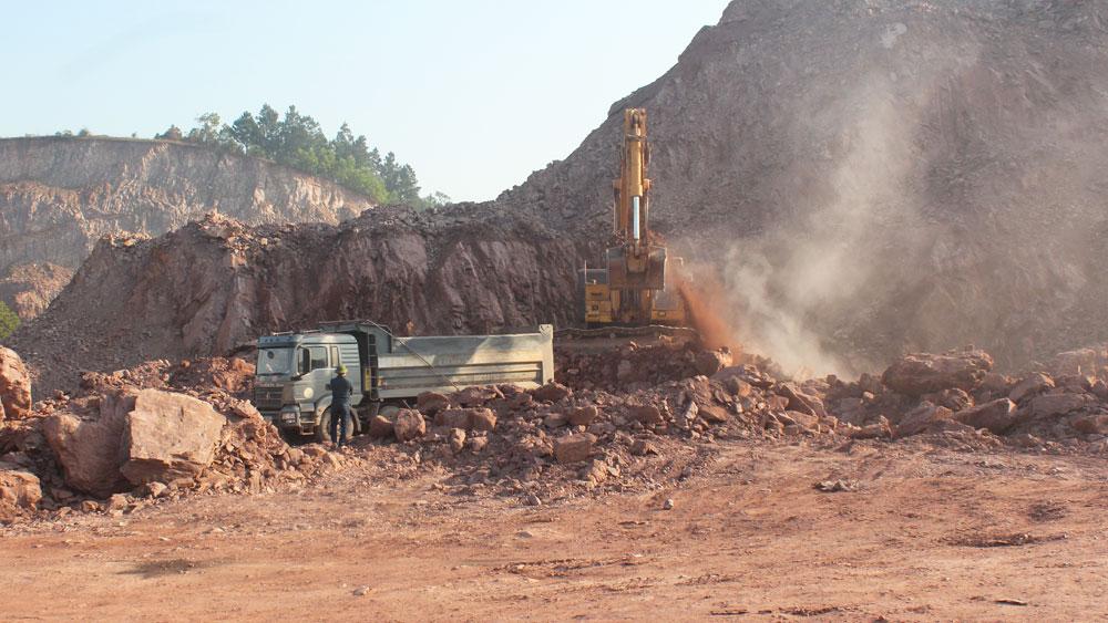 Yên Dũng: Ngăn chặn khai thác khoáng sản trái phép