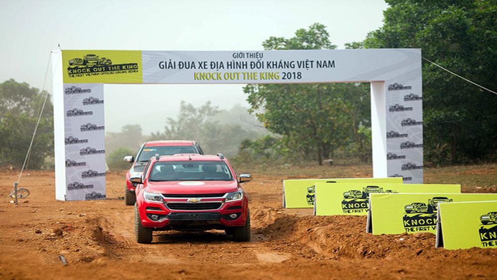 Việt Nam sẽ có giải đua xe địa hình thể thức mới
