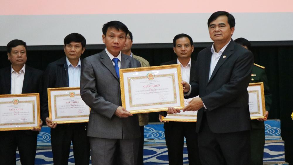 Huyện ủy Lục Nam triển khai phương hướng, nhiệm vụ năm 2018