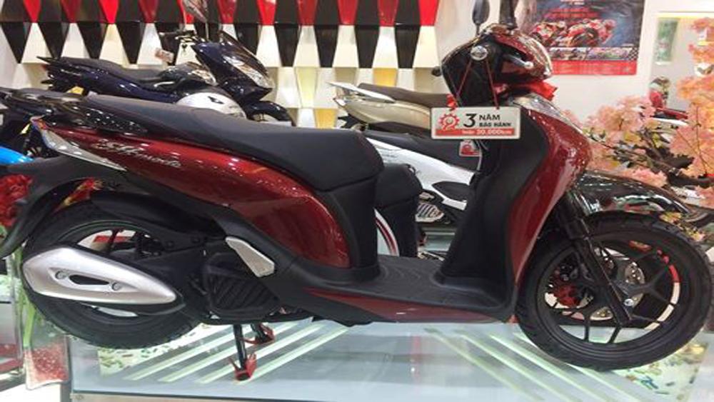 Giá xe Exciter 150, Honda SH tăng vọt